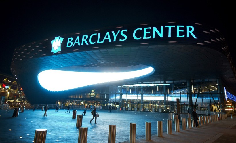 BARCLAYS CENTER: Brooklyn's new sports arena