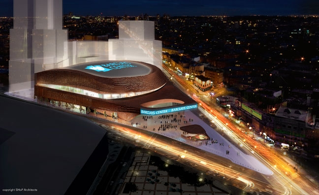 Barclays Center: Future worship center?