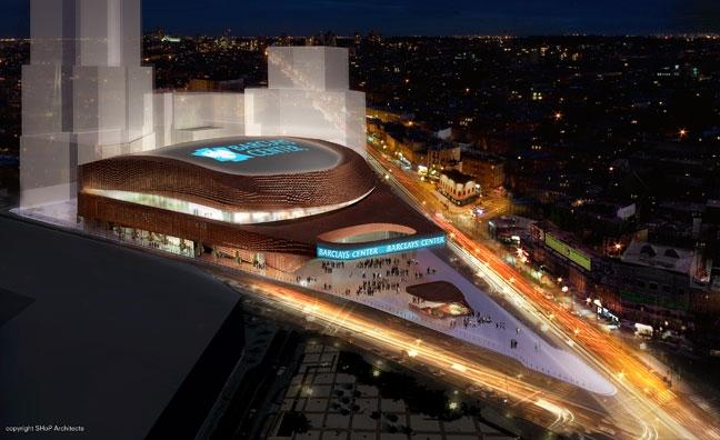 Barclays Center: Future worship center?
